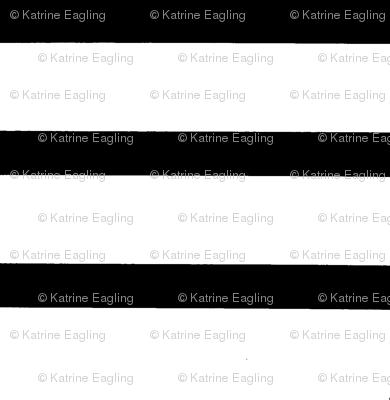 binding stripes, black-w
