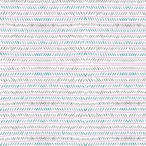 multi stripes pink and grey-ch
