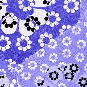 blue daisy patchwork3