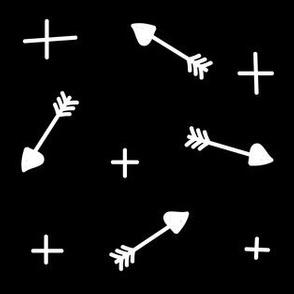 Arrows & Crosses