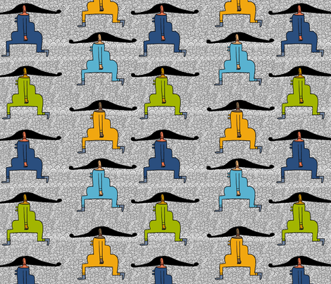 colorwoman fabric by kimmurton on Spoonflower - custom fabric