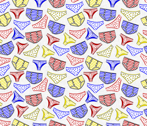 Culottes fabric by les_motifs_de_sarah on Spoonflower - custom fabric