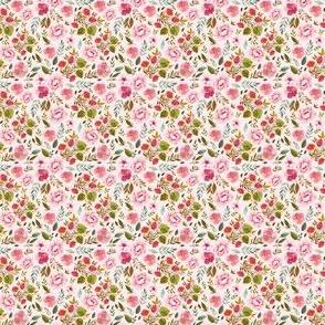 "1.5"" Strawberry Fields - Blush"