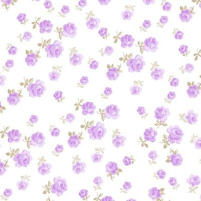 Teena blue violet