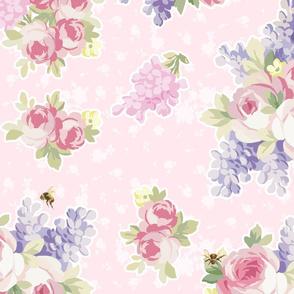 Fidelia sorbet pink