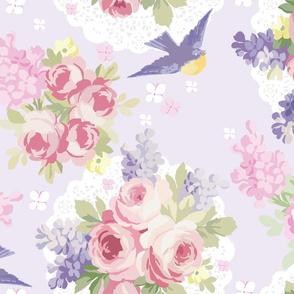 Katerina blue violet