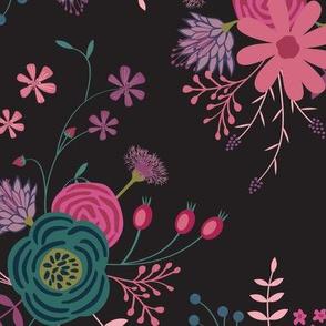 Boho Blooms
