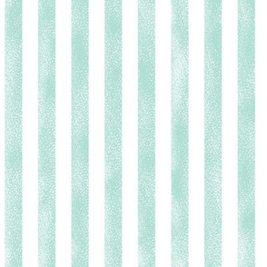 safari coordinates quilt mint and white stripes nursery