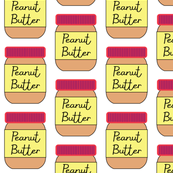 peanut-butter jars