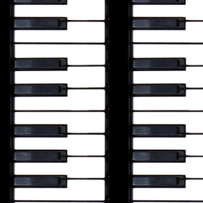 Repeating Piano Keys