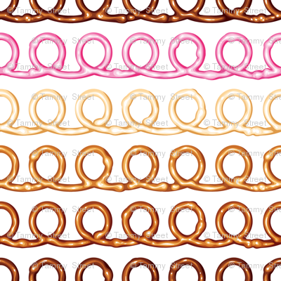 Frosting loops