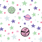 Pinkish Outerspace