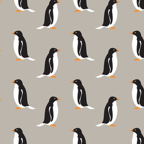 penguin pattern 2