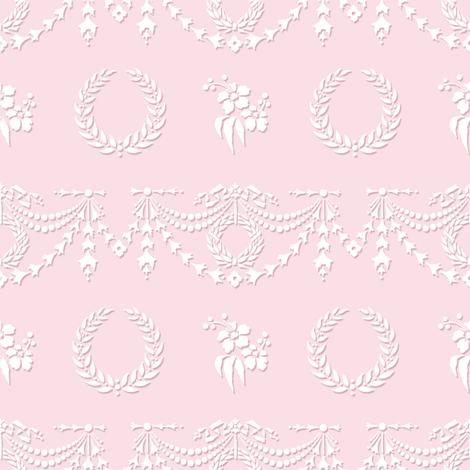 Surrey peony fabric by lilyoake on Spoonflower - custom fabric