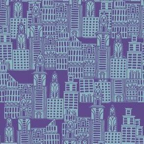 Ultraviolet City