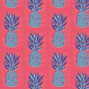 Ultraviolet Pineapples