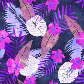 Island Goddess_ultraviolet