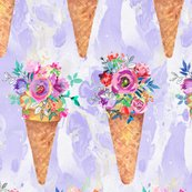 Rrrwatercolor-flowers-ice-cream-cones-rows-marbled-violet-by-floweryhat_shop_thumb