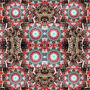Kaleidoscope Abstract Art