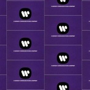 Clash's Warner in violets jumpsuit