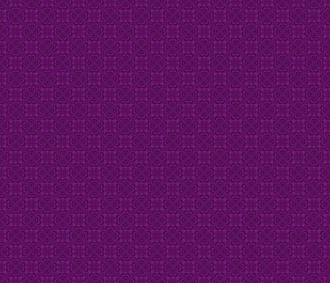 Purple Hearts Tone on Tone fabric by willowbirdstudio on Spoonflower - custom fabric