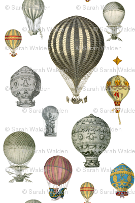 The History of Hot Air Balloons
