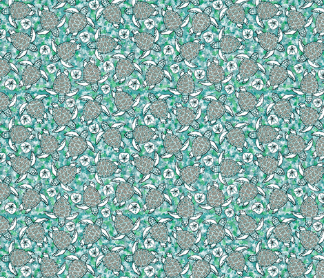 Spoonflower Hawaiian Turtles Fabric Turtles On The Beach (White Background) by Coloroncloth Printed on Kona Cotton Ultra Fabric by the Yard. by Spoonflower. $ $ 19 00 + $ shipping. See Details. Promotion Available See Details. Robert Kaufman EL Urban Zoologie Turtles Fabric .
