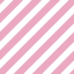 stripes diagonal unicorn quilt nursery fabric pink