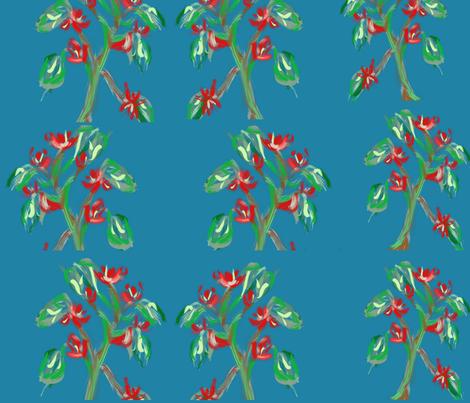 vineish fabric by happilyembellished on Spoonflower - custom fabric