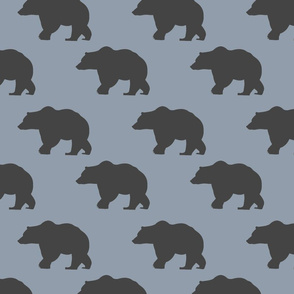 7 inch Slate Bear