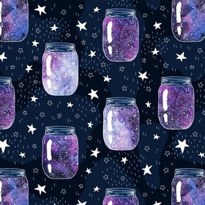 The Universe in a glass jar