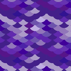 abstract scales japanese circle pattern ultraviolet purple violet