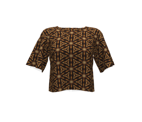 tribal lion hexagon tapestry  2 pavement africa symbol batik wax woodprint