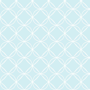 circle ogee pale blue