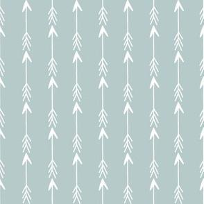 abc quilt //  arrows ABC's animals nursery fabric