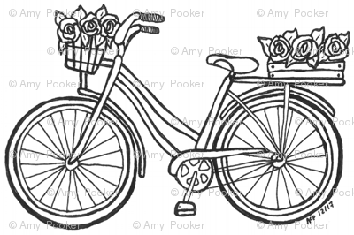 Color-Me Bicycle