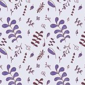 Leafy violet