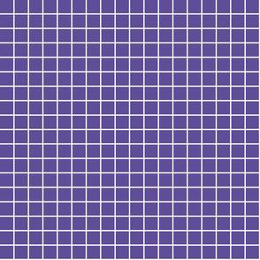 """purple windowpane grid 1"""" reversed square check graph paper"""