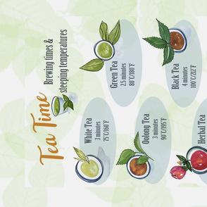 Tea Time! Leafy, FQ
