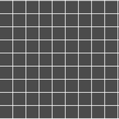 "dark grey windowpane grid 2"" reversed square check graph paper"