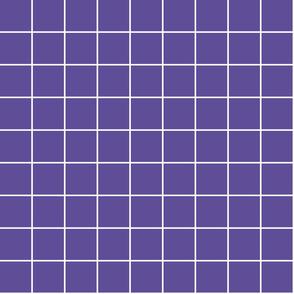 """purple windowpane grid 2"""" reversed square check graph paper"""