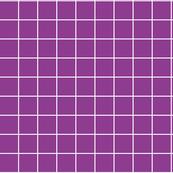 """grape purple windowpane grid 2"""" reversed square check graph paper"""