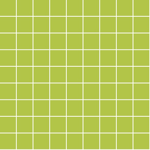 """lime green windowpane grid 2"""" reversed square check graph paper"""