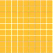 "golden honey windowpane grid 2"" reversed square check graph paper"