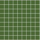 "hunter green windowpane grid 2"" reversed square check graph paper"