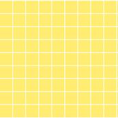 "lemon yellow windowpane grid 2"" reversed square check graph paper"