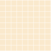 """ivory windowpane grid 2"""" reversed square check graph paper"""