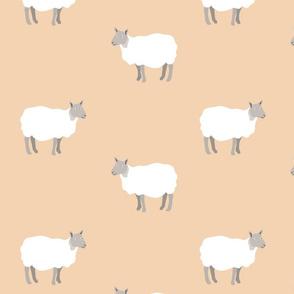 sheep pattern 2