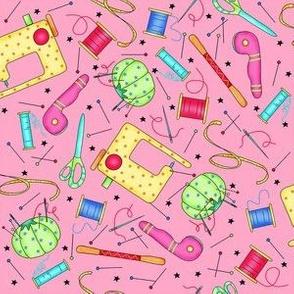 Sew Fun Pink Small