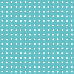 Star Spangled Turquoise